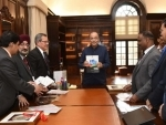 Arun Jaitley releases a Compendium of Instructions on GST Refunds and a Copy of the Operational Manual on Internal Audit