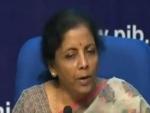 Nirmala Sitharaman announces major state-run bank mergers