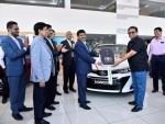 Toyota Kirloskar Motor expands its dealer network in Maharashtra with the inauguration of Patni Toyota in Nagpur