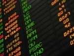 Markets end lower after witnessing ups and downs on Thursday