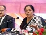 Demonetisation, GST encourage digitisation: FM Nirmala Sitharaman