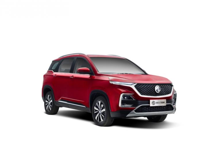 MG Motor India retails 3239 units of HECTOR in November 2019