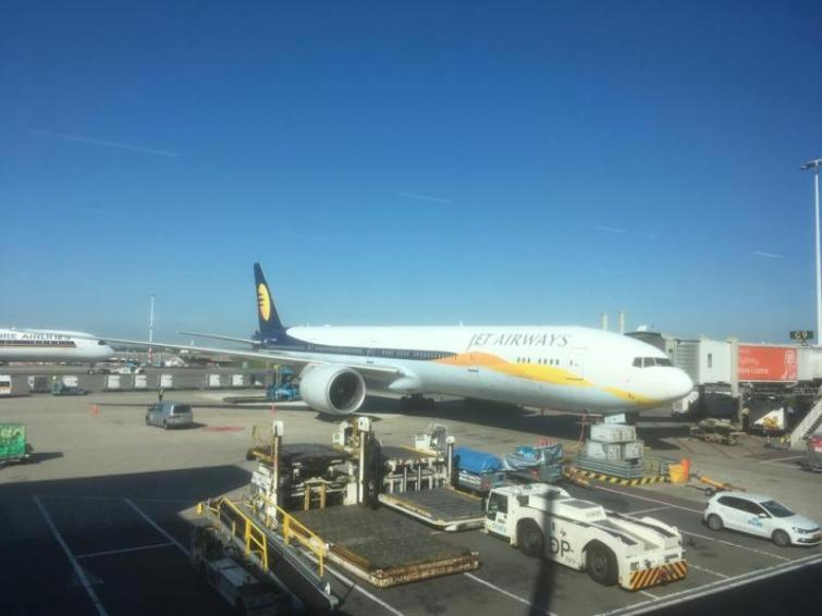 Jet Airways cancels all international flights today and tomorrow