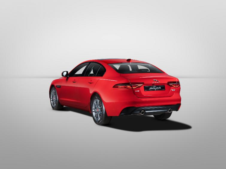 New Jaguar XE launched in India