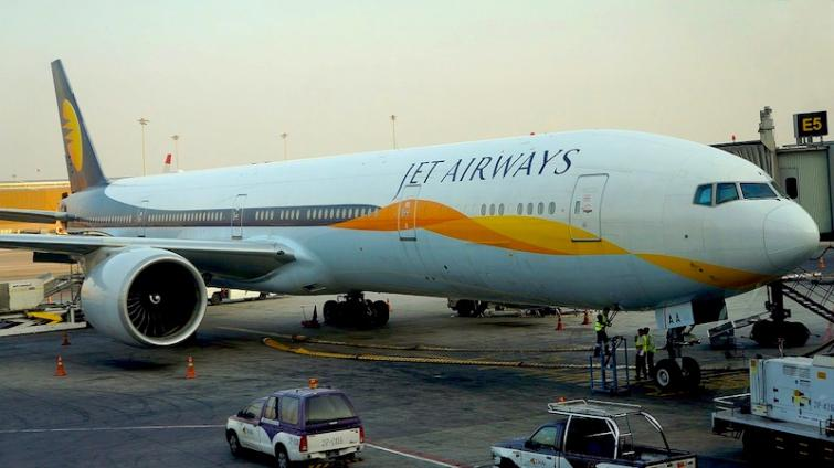 Etihad shows interest in buying Jet Airways