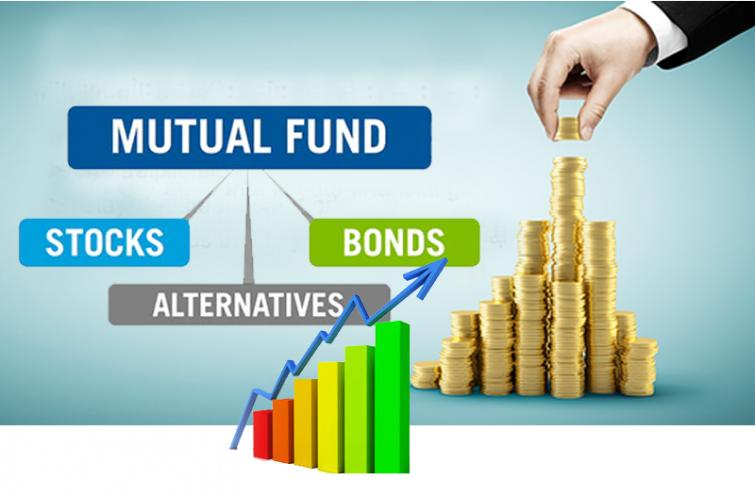 What are the types of mutual funds?