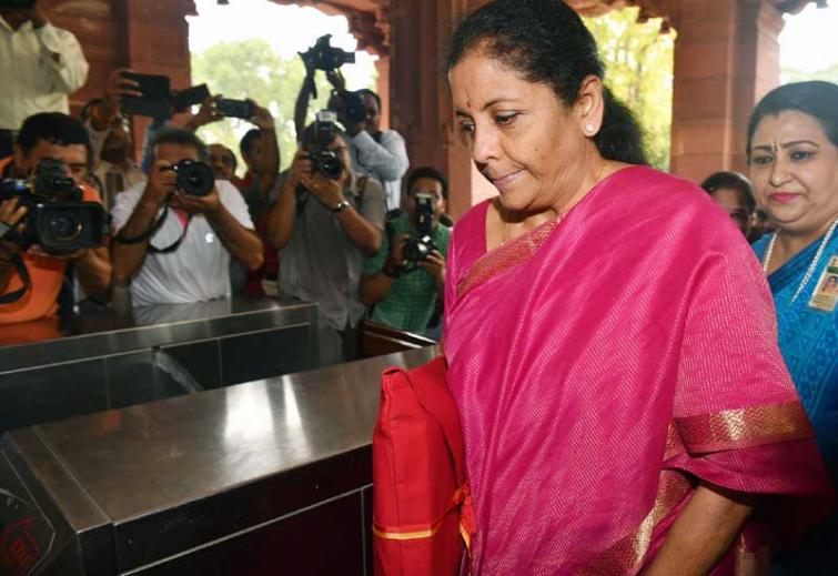 Fin Min Nirmala Sitharaman says govt to infuse Rs 10,000 cr into cash-strapped realty sector