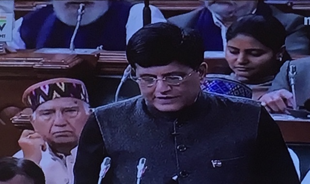 Piyush Goyal presents Interim Budget 2019: Live Highlights