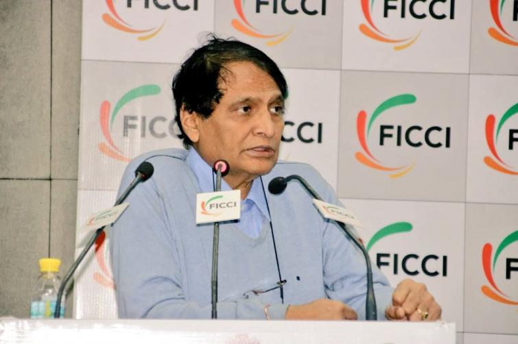 Suresh Prabhu clears proposal to encourage investments in Start-Ups