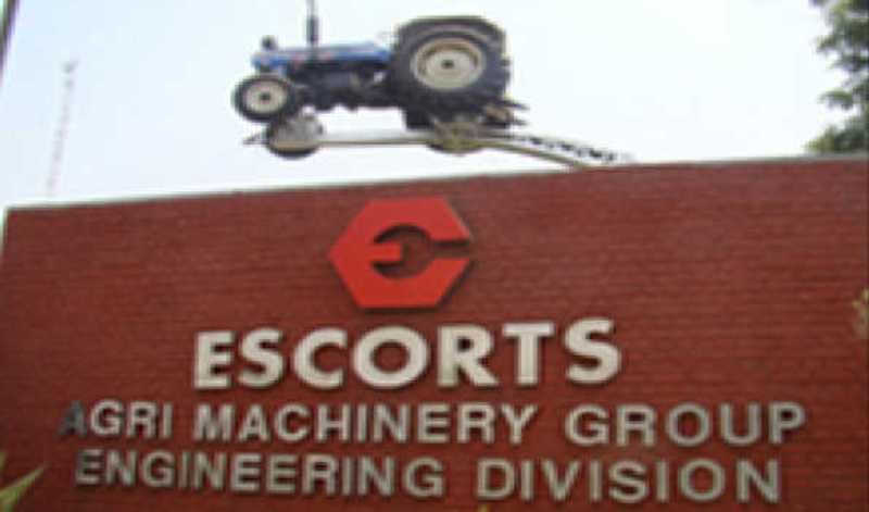 Escorts Agri Machinery November 2020 sales moves up by 33 percent