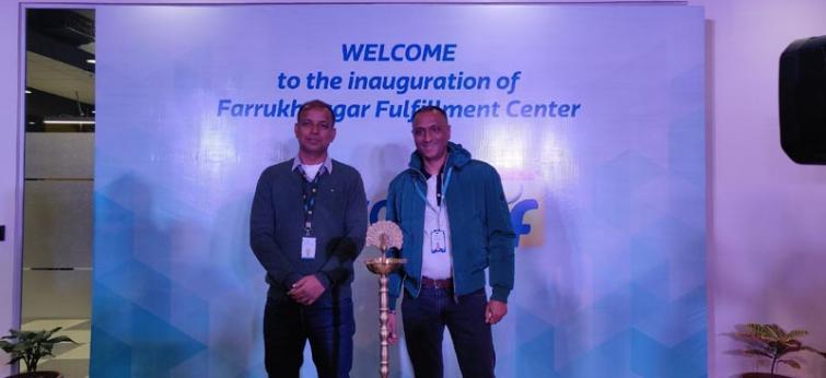 Flipkart strengthens its supply chain, opens two of its largest fulfillment centres in Haryana
