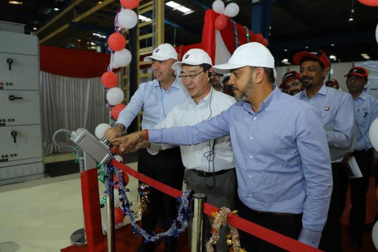 Bridgestone commissions 1.725 MWp solar plant at Indore