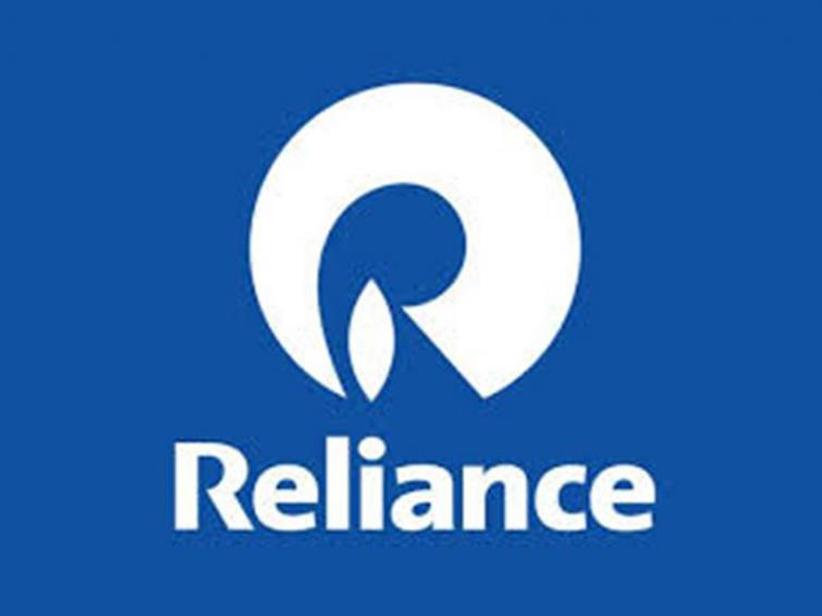 Reliance industries up 14.65 pc