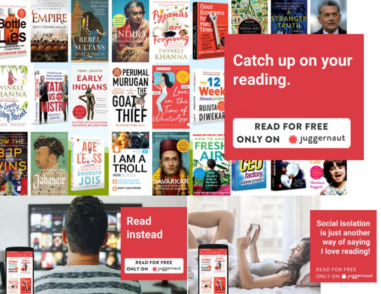 Bringing back the joy of reading: Airtel and Juggernaut announce free access to thousands of e-books on Juggernaut Books