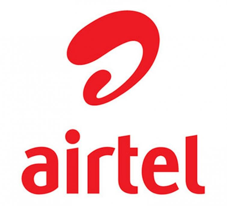 Bharti Airtel moves up by 4.05 pc to Rs 581.10