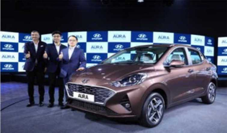Hyundai launches all new AURA