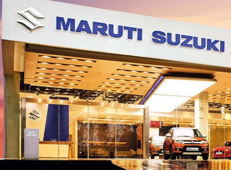 Maruti Suzuki November 2020 total sales marginally moves up by 1.7 pc
