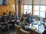 Dheeraj reviews progression setting up of Modern Slaughter Houses in J&K