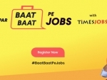 TimesJobs with Radio Mirchi launches special campaign for jobs amid pandemic
