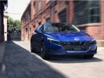 All-New 2021 Hyundai Elantra and Elantra Hybrid make world premiere in Hollywood