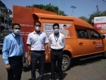ICICI Bank deploys mobile ATM in Ahmedabad, which offers all facilities of a regular ATM