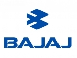 Bajaj Auto up by 6.89 pc to Rs 2,860