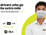 Ola enables in-app 'tipping' globally, to help customers appreciate their drivers