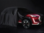 Nissan India releases glimpses of the much-awaited upcoming B-SUV