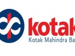 Kotak Bank moves up by 3.53 pc to Rs 1386.90