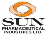 Sun Pharma losses 7.34 pct