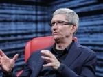 Apple CEO Tim Cook enters billionaires club as company value nears $2 trillion