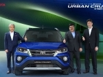 Toyota Kirloskar Motor launches its much-awaited compact SUV in India, the all-new Toyota Urban Cruiser