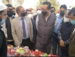 Jammu and Kashmir: Horticulture dept officer inaugurates buyer-seller meet in Srinagar