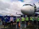 IndiGo operates its maiden cargo flight to Chittagong