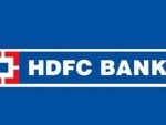 HDFC Bank moves up by 3.91 pc to Rs 946