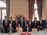 ICC delegation meets Union Fin Minister Nirmala Sitharaman