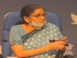 FM Nirmala Sitharaman begins her briefing