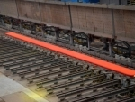 First Coil rolled out from new Hot Strip Mill of SAIL-Rourkela Steel Plant