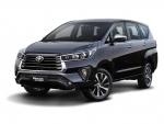Toyota Kirloskar Motor launches new Innova Crysta