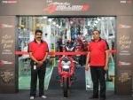 TVS Motor Company's premium motorcycle brand TVS Apache crosses 4 Million global sales milestone