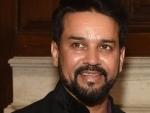 35,074 taxpayers chose 'Vivad Se Vishwas Scheme': Anurag Thakur