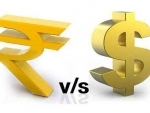 Indian Rupee up 7 paise against USD