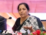 Coronavirus act of God which affected GST collections: Nirmala Sitharaman