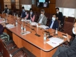 Advisor Sharma for comprehensive strategy to boost sale, marketability of Jammu and Kashmir's Handicraft products