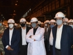 Steel Minister emphasizes role of SAIL steel plants to drive development of eastern India