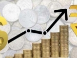 Indian Rupee rises by 5 paise against USD