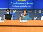 Additional package for MNREGA, all public sectors to be open for private players, Nirmala Sitharaman announces today