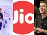 Facebook buys 9.99 percent stake in Reliance Jio
