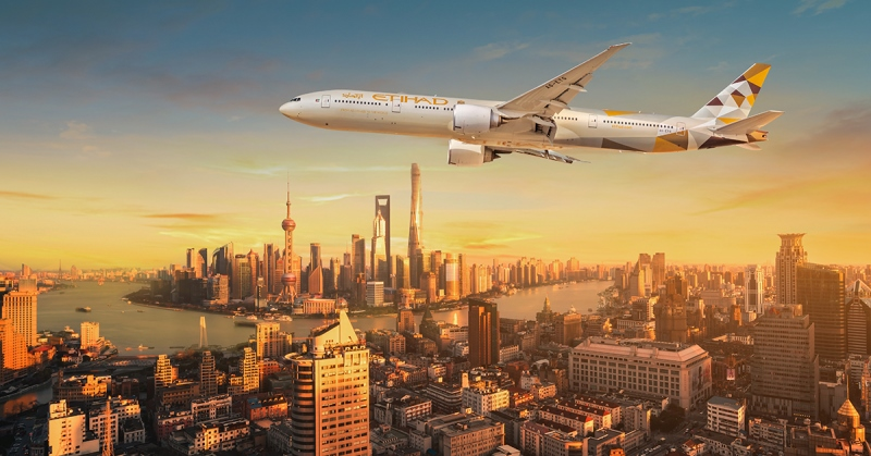 Amid passenger and revenue drop in H1, Etihad to widen network and increase flight frequencies