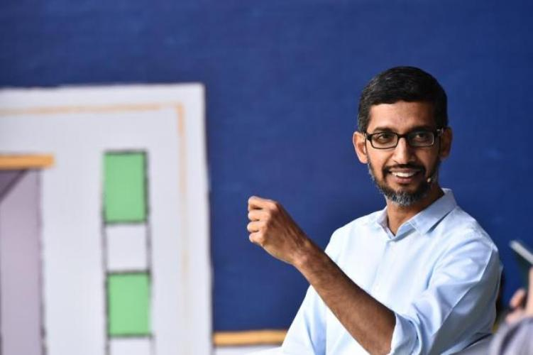 Google extends 'work from home' to September, CEO Sundar Pichai tells employees in email